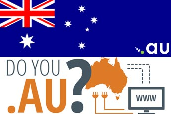 .AU domains in Australia: opening of second level approved!